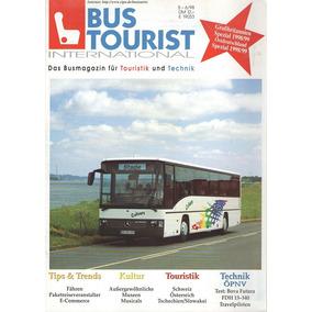 Onibus - Revista Alemã - Bus Tourist International