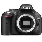 Sólo Nikon D5200 Cámara 24.1 Mp Cmos Digital Slr Cuerpo (neg