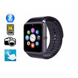 Smartwatch Reloj Inteligente Con Camara Sim Micro Sd