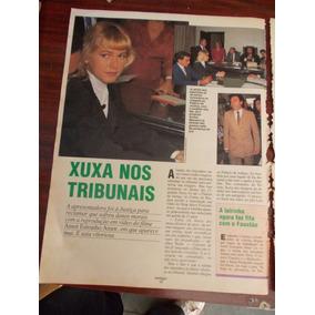 Xuxa - Matérias Da Xuxa - Contigo