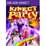 Kinect Party Base Game Xbox 360 Juego Digital Original