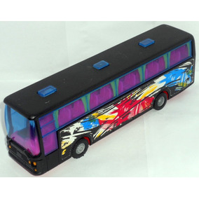 Majorette Ônibus Autocar (usado, Em Bom Estado)