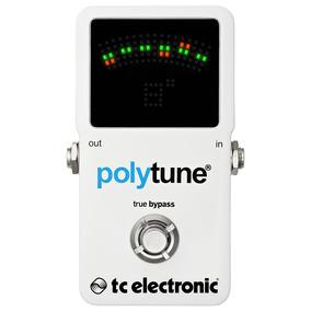 Pedal Tc Electronic Polytune