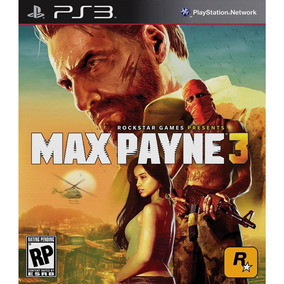 Max Payne 3 - Português - Midia Fisica - Ps3 - Greatest Hits
