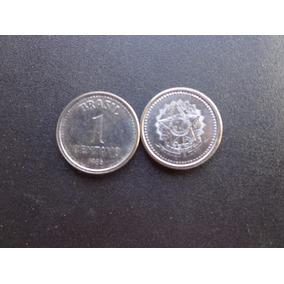 25 Moedas Brasil 1 Centavo De Cruzado Ano 1986 Soberba