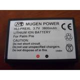 Batería Palm Pre Mugen Power 3,800mah