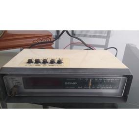 Radio Despertador Semp Antigo