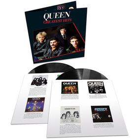 Lp Vinil Queen Greatest Hits 1 [import] Novo Lacrado