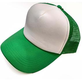 2ae35645eeff7 Gorra Negra Lisa Cuero - Accesorios de Moda Verde en Mercado Libre ...