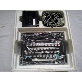 Micro Computador Cp 200s - Game Antigo - Video Game Cp 200s