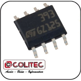 Ci Lm 393 D Smd