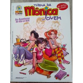 Gibi Turma Da Mônica Jovem Edição 05