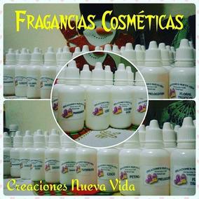 Esencias-fragancias Cosmeticas
