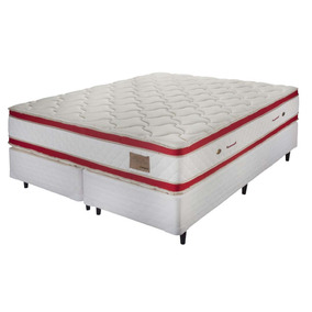 Sommier Y Colchon Correct Confort Resortes 180 X 200 King