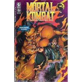 Hq - Escala - Mortal Kombat N° 1