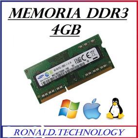 Memoria Ram Ddr3 De 4gb Para Laptop