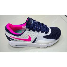 dd30c503425be Zapatillas Tenis Nike Air Max Zero Mujer Original 25 %dto.