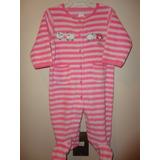 Preciosa Pijama Carters, 9 Meses