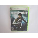 Dark Sector Xbox 360 C