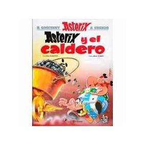 Asterix Y El Caldero Numero 13 Planeta Excelente