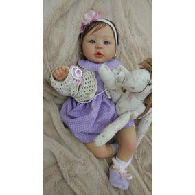 9d74950c9 Bebe Reborn - Bonecas Reborn no Mercado Livre Brasil