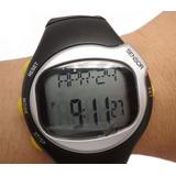 Relógio Monitor Batimento Cardíaco Calorias - Frequencímetro