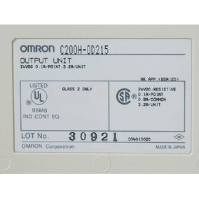 Omron C200h-od215 Output Modules C200h