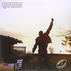 Lp Duplo Queen Made In Heaven 180g Lacrado Frete Grátis
