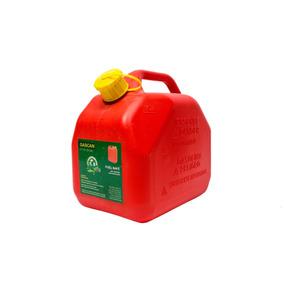 Bidon Para Gasolina De 5 Lts