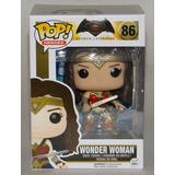 Wonder Woman 86 Funko Pop Dc Batman V Superman