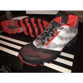 adidas Men S Springblade Drive 2.0 Shoes D69793 Silver/black