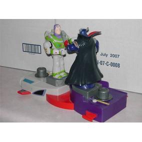 Rock em Sock em Robots  Mattel Buzz Vs Zurg Toy Story 264800fa458