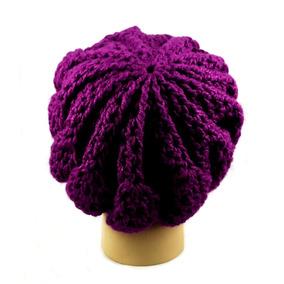 d3f86656dbf20 Lindas Boinas Em Croche - Boinas para Feminino no Mercado Livre Brasil