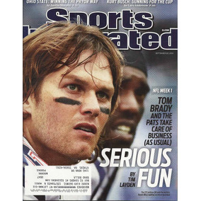 Sports Illustrated: Tom Brady / Rafael Nadal / Carlos Gonzal