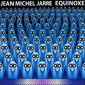 Jean Michel Jarre - Equinoxe Cd Import Electronic Disco