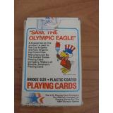 Baraja De Coleccion, Olimpiadas De 1984 Sam The Olimpic Eag