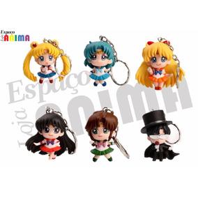 Chaveiros Sailor Moon Pronta Entrega