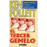 Libro El Tercer Gemelo, Ken Follett.
