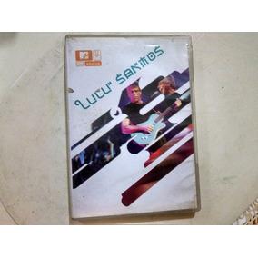 Dvd Lulu Santos Ao Vivo Frete 12,00