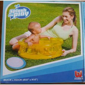Pequena Pileta Inflable Para Ninos Juegos De Aire Libre Y Agua En