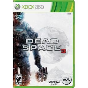 Dead Space 3 Xbox 360 Original Lacrado