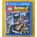 Lego Batman 2 Dc Super Heroes Psvita Play Magic