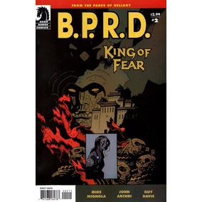 Dark House - B.p.r.d. King Of Fear - Volume 2