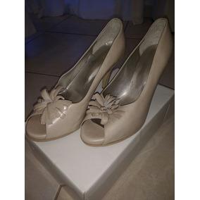 Zapatos Color Nude Stiletto Stilletos - Stilletos de Mujer Marrón en ... 3f7ab66a7189