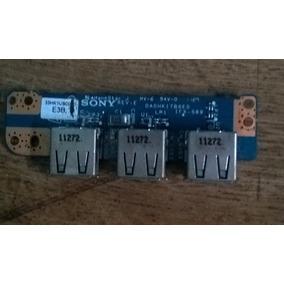 Placa Usb 2.0 Sony 33hk1ub000