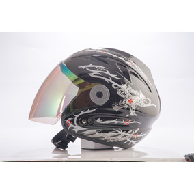 Casco De Moto Semi Integral Evolution Designs Edge 13