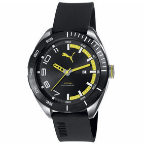 Relógio Puma 2 Anos Garantia N. Fiscal 10 Atm 96256g0psnu2 A