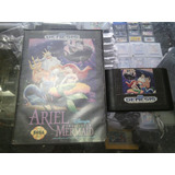 *** The Little Mermaid Para Tu Sega Genesis ***