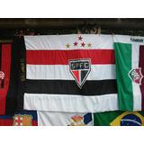 Bandeirão Do São Paulo - Frete Gratis - 1.50 Por 2.50