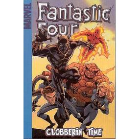 Marvel Fantastic Four Clobberin Time Volume 4